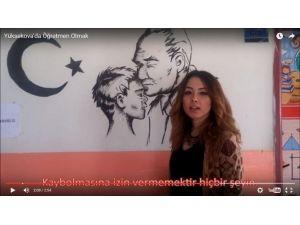 Yüksekova'da Görev Yapan Öğretmenlerin Videosu Büyük İlgi Gördü