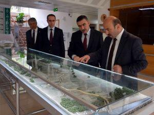 Bakan Yardımcısı Tüfekci'den DSİ'ye Ziyaret