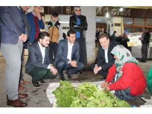 AK Parti İl Başkanı Filiz, Vatandaşlarla Buluşup Dertlerini Dinledi