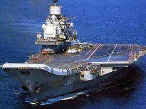Rusya Amiral Kuznetsov uçak gemisini Suriye'ye gönderecek