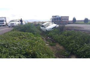 Aliağa'da Trafik Kazası: 5 Yaralı