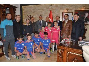 Suriye Spor Kulüpleri Temsilcilerini Seçti