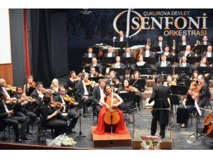 Çsdo'da Unutulmaz Konser