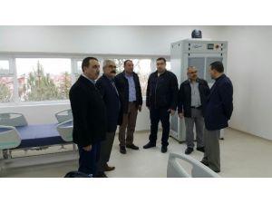 Aksaray Devlet Hastanesi'ne Çocuk Yoğun Bakım Ünitesi