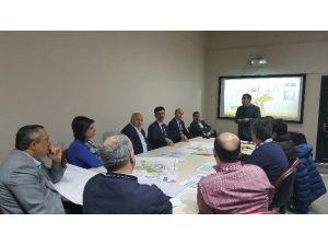 Kültür Tepesi, Kurul Üyelerine Tanıtıldı