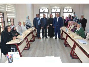 Başkan Doğan, Tepeköy Mahalle Konağını İnceledi