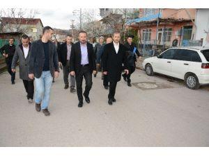 Mahalle Gezileri Yenidoğan'da Devam Etti