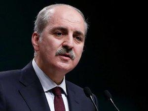 Başbakan Yardımcısı Kurtulmuş: Türkiye'nin önceliği Suriye'nin toprak bütünlüğüdür