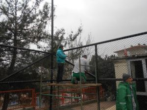 İzmit'te Parklar, Yaza Hazırlanıyor