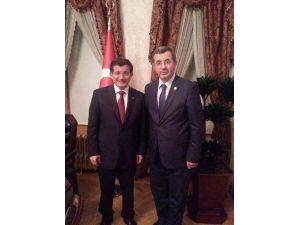 AK Parti'den Yıldırım'a Yeni Görev