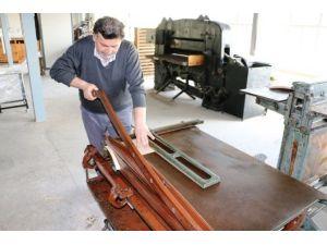 SEKA Kağıt Müzesi Çalışmaları Tüm Hızıyla Sürüyor