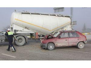 Bolu'da Trafik Kazası: 6 Yaralı