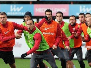 Galatasaray Medipol Başakşehir maçına hazır