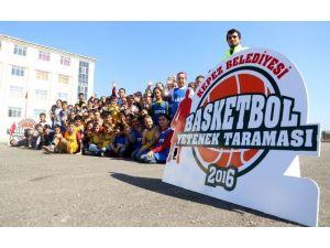 Kepez Basketbol Yeteneklerini Arıyor