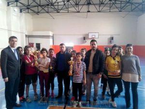 Kahta Girne Ortokulu'ndan Büyük Başarı
