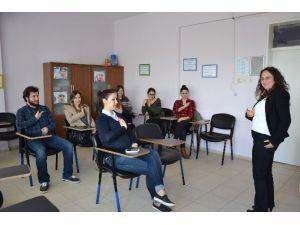 Biga Halk Eğitim Merkezinde İşaret Dili Kursu Başladı