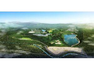 Eski Maden Havzası 'Ekopark'a Dönüşüyor