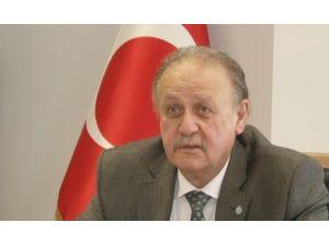 """Prof. Dr. Tuncer Çelik: """"Depremle Yaşamayı Öğrenmeliyiz"""""""