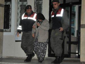 İki Müebbet Hapis Cezası Bulunan Kadın Akşehir'de Yakalandı
