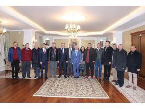 Anadolu Odaları Platformunda Erzurum Konuşuldu