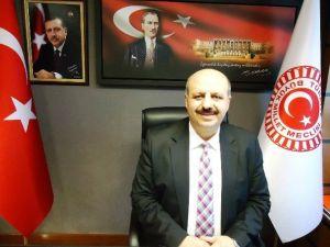 """AK Parti Bolu Milletvekili Ali Ercoşkun: """"CHP'liler Cumhurbaşkanı Erdoğan'dan Özür Dilemeli"""""""