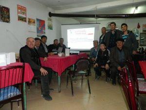 Beylikova Halk Eğitim Merkezi'nden Süleymaniye Mahallesi'ne İlkyardım Kursu