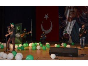 Yeşilay Cemiyetinden Gençlik Konseri