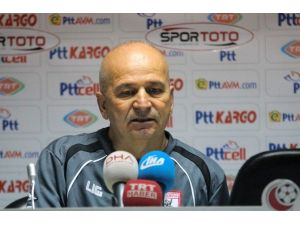 Gaziantep Büyükşehir Belediyespor - Samsunspor Maçının Ardından