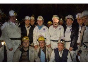 """Çaturoğlu, """"7 Mart Zonguldak'ın En Acılı Günleridir"""""""