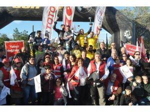 Urla'da Türkiye Atv Şampiyonası Türk Kızılayı Atv Yarışları Sonuçlandı