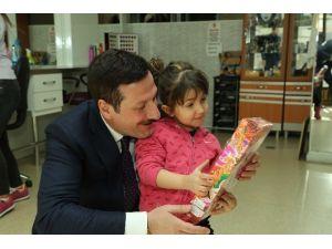 Başkan Tok İlyasköy Esnafıyla Buluştu