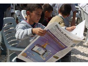 'Savaşın Çocukları' Diriliş Postası İle Güldü
