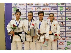 Bitlisli Judocu Avrupa İkincisi Oldu