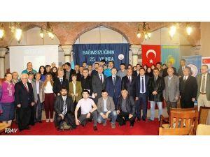 'Bağımsızlığının 25. Yılında Kazakistan' Konulu Konferans Düzenlendi