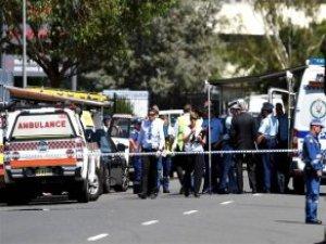 Avusturalya'da Otomatik Silahlı Saldırgan Dehşeti