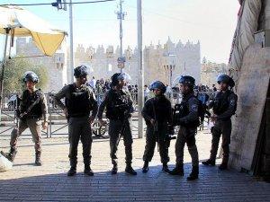 İsrail'de 3 Türk vatandaşı gözaltına alındı