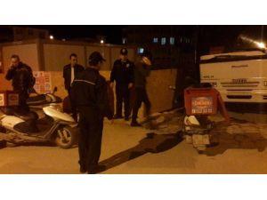 Bilecik'te Trafik Kazası; 1 Yaralı
