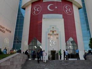 MHP'li muhalifler Genel Merkez'in dilekçesinden 'memnun'