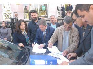AK Parti Fethiye Teşkilatı, Kılıçdaroğlu Hakkında Suç Duyurusunda Bulundu