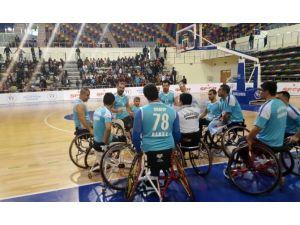 Bağcılarlı Engelli Basketbolcular Liderliği Korudu