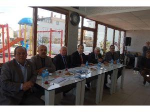 Lapseki'de TKDK Desteklemeleri Bilgilendirme Toplantısı Yapıldı