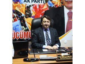 """AK Parti İl Başkanı Manav, """"Kadının Konumu En Büyük Medeniyet Göstergesidir"""""""