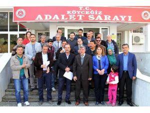 AK Parti Köyceğiz Teşkilatı, Kılıçdaroğlu Hakkında Suç Duyurusunda Bulundu