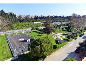 Demircikara'ya 5 Dönümlük Park