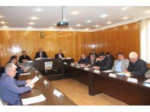 İncesu Belediye Meclisi Toplandı