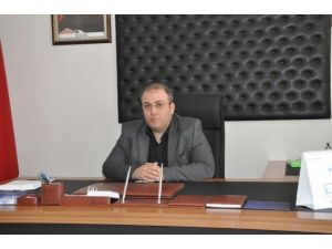 AK Parti Tunceli İl Başkanlığı'na Atanan Fatih TEK Göreve Başladı