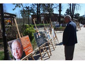 Çarşamba'da Necmettin Erbakan Sergisi