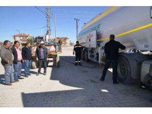 Kayseri Şeker'den Pancar Çiftçisine 2 Milyon Litre Mazot Dağıtım Desteği