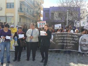 Didim Kadın Platformu 8 Mart'ı Etkinliklerle Kutladı