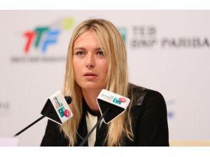 Maria Sharapova İçin Şok İddia